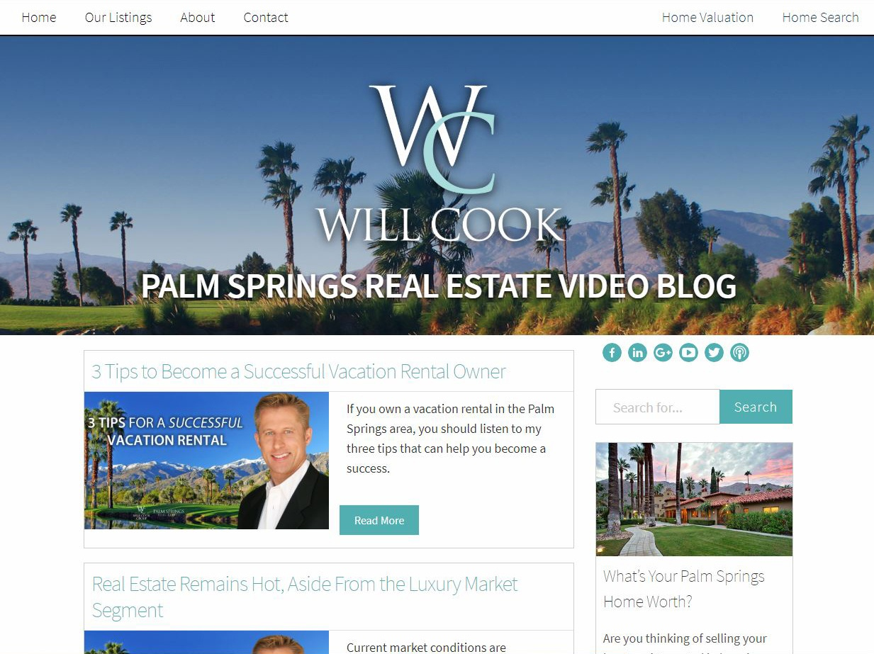 Will Cook Group Video Blog