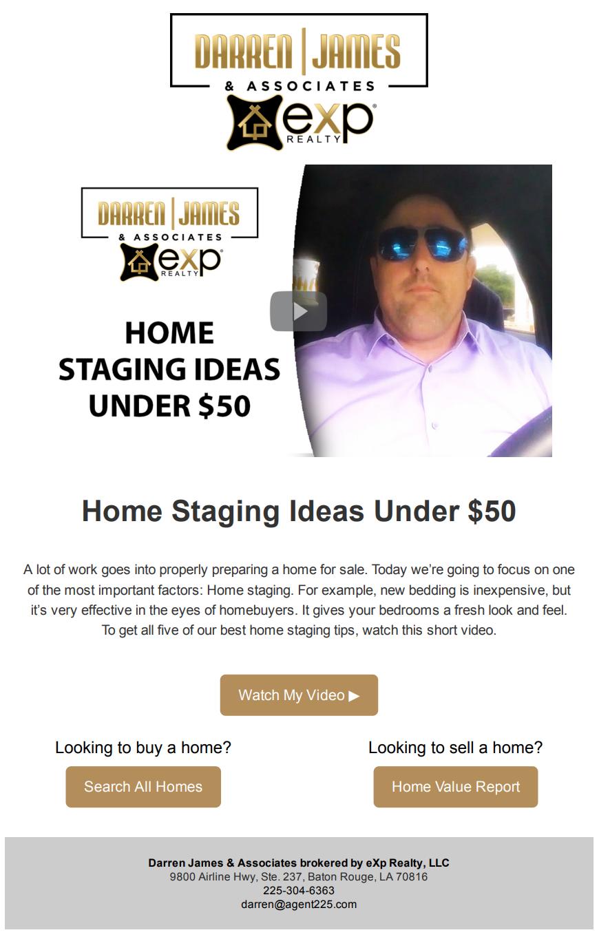 Darren James email