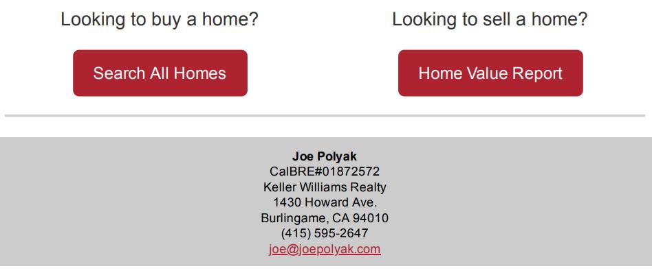 Joe Polyak Email 2