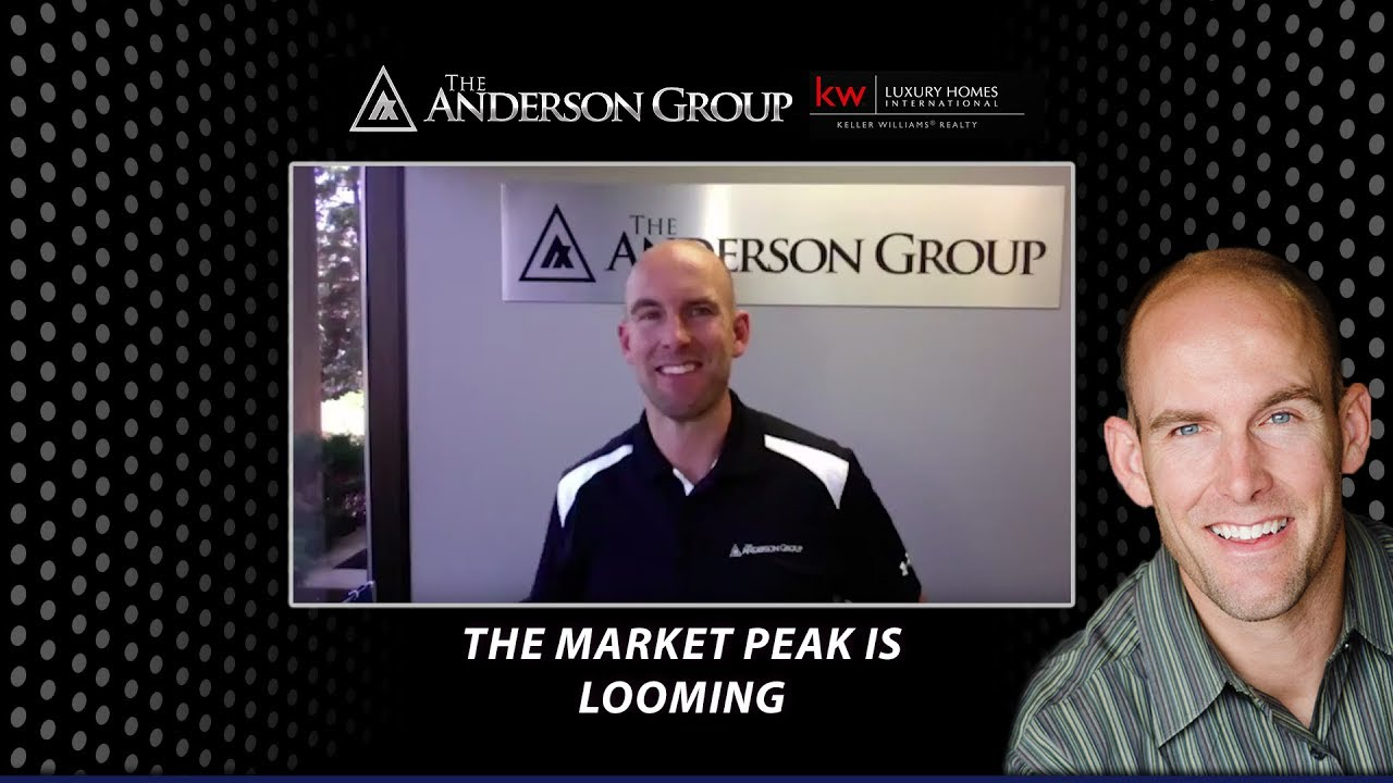 VIDEO OF THE WEEK: Denver Real Estate Agent: The market peak is looming